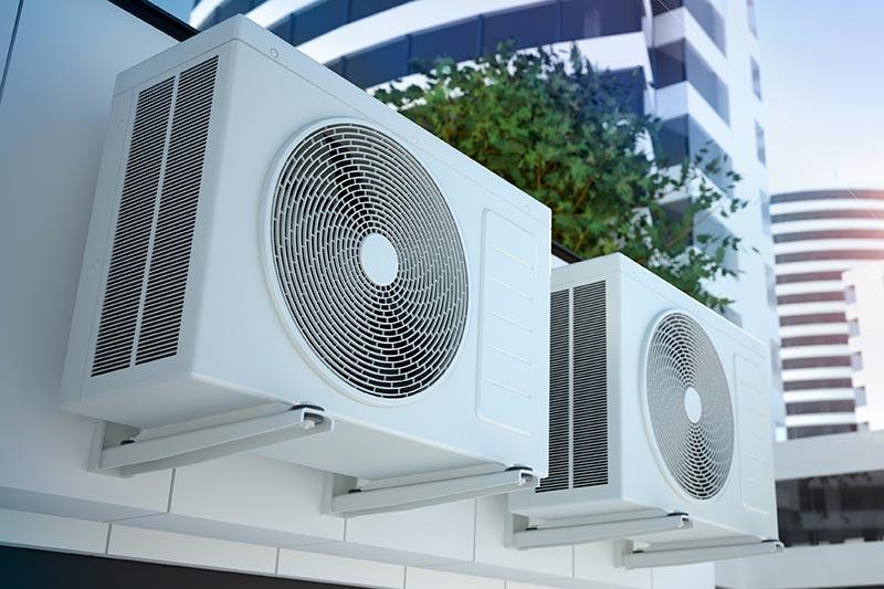 Impianti di climatizzazione Equadro a Roma